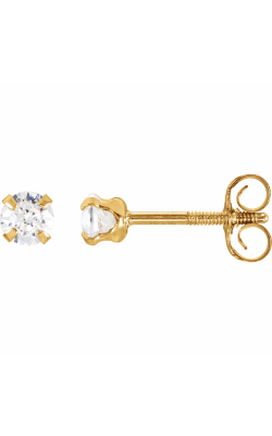 The Diamond Room Collection Youth Earring 19116 product image
