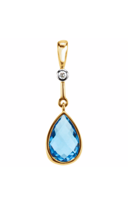 Princess Jewelers Collection Gemstone Necklace 67307 product image