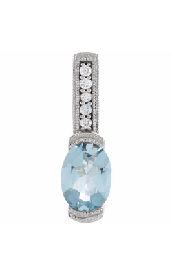 Princess Jewelers Collection Gemstone Necklace 66327 product image