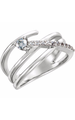 Princess Jewelers Collection Diamond Fashion Fashion ring 122707 product image