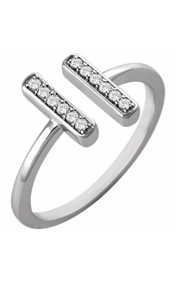 Princess Jewelers Collection Diamond Fashion Fashion Ring 651809 product image