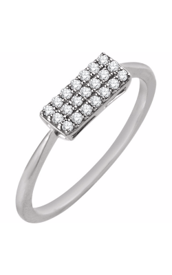 Fashion Jewelry By Mastercraft Diamond Fashion Ring 651839 product image