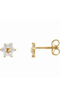 The Diamond Room Collection Youth Earring 19253 product image