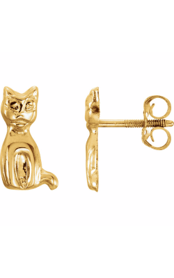 Stuller Youth Earrings 19123 product image