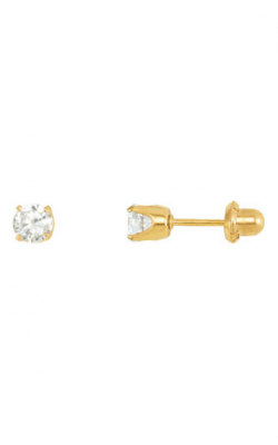 Fashion Jewelry By Mastercraft Youth Earring 21537 product image