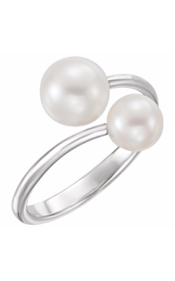 Stuller Pearl Fashion Ring 6488 product image