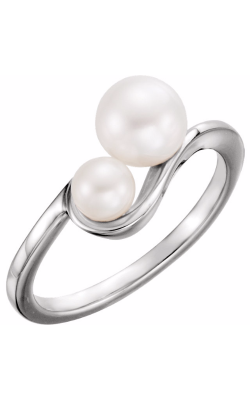 Fashion Jewelry By Mastercraft Pearl Fashion Ring 6479 product image