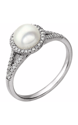 Stuller Pearl Fashion Rings 651300 product image