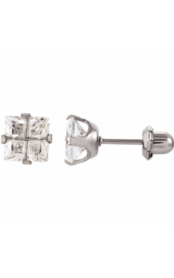 Stuller Youth Earrings 23615 product image