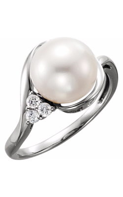 Stuller Pearl Fashion Rings 651484 product image