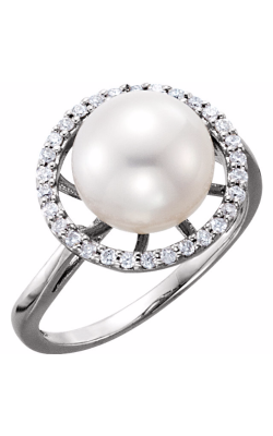 Stuller Pearl Fashion Rings 651486 product image
