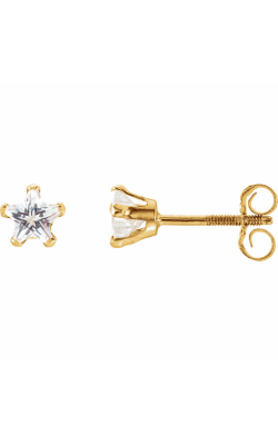 The Diamond Room Collection Youth Earring 19188 product image