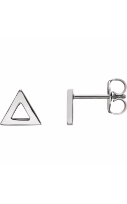 Stuller Metal Earrings 86256 product image