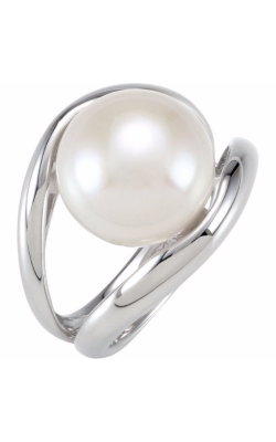 Fashion Jewelry By Mastercraft Pearl Fashion Ring 68448 product image