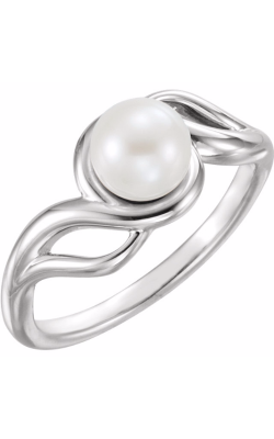 Fashion Jewelry By Mastercraft Pearl Fashion Ring 6482 product image