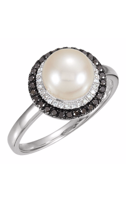 Fashion Jewelry By Mastercraft Pearl Fashion Ring 650689 product image