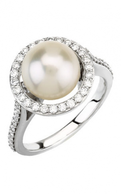 Fashion Jewelry By Mastercraft Pearl Fashion Ring 67407 product image