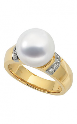 Fashion Jewelry By Mastercraft Pearl Fashion Ring 63101 product image