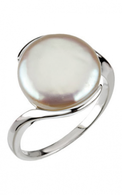 Fashion Jewelry By Mastercraft Pearl Fashion Ring 67354 product image