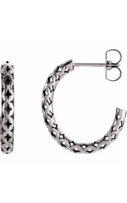 Stuller Metal Fashion Earrings 86003 product image
