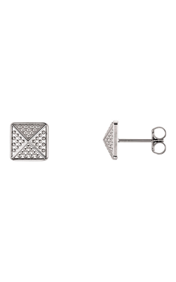 Stuller Metal Earrings 85887 product image