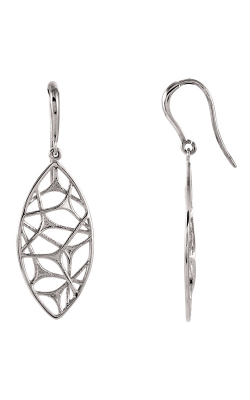 Fashion Jewelry By Mastercraft Metal Earring 85994 product image