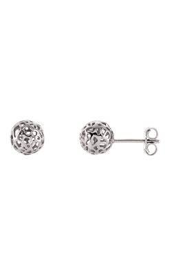 Fashion Jewelry By Mastercraft Metal Earring 85992 product image