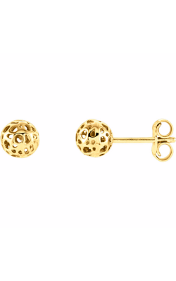 Fashion Jewelry By Mastercraft Metal Earring 85993 product image