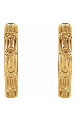 Stuller Metal Fashion Earrings 2985 product image