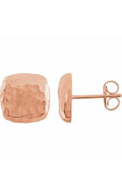 Stuller Metal Fashion Earring 86105 product image