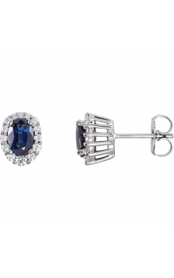 The Diamond Room Collection Gemstone Earring 85028 product image
