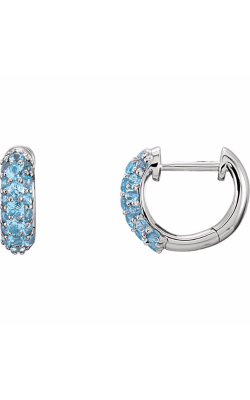 Princess Jewelers Collection Gemstone Earring 651525 product image