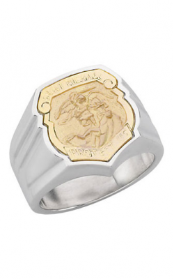 DC Religious And Symbolic Fashion Ring R43052 product image