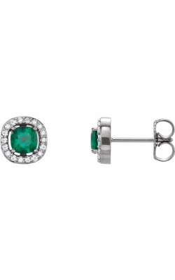 Stuller Gemstone Earrings 86071 product image