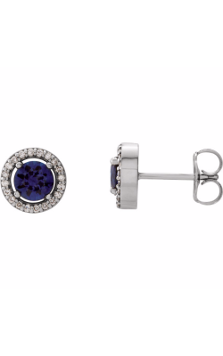 Princess Jewelers Collection Gemstone Earring 86069 product image