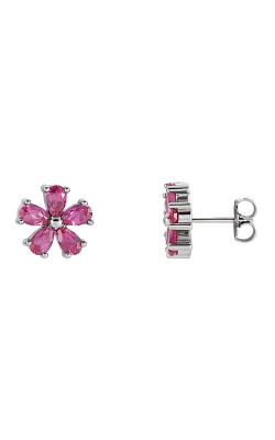 Fashion Jewelry By Mastercraft Gemstone Earring 85942 product image