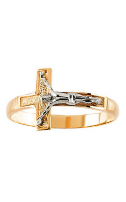 Fashion Jewelry By Mastercraft Religious And Symbolic Fashion Ring R43026 product image