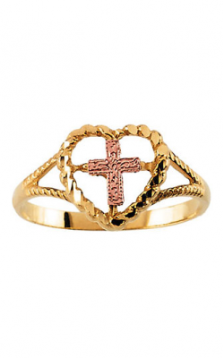 Fashion Jewelry By Mastercraft Religious And Symbolic Fashion Ring R43025 product image