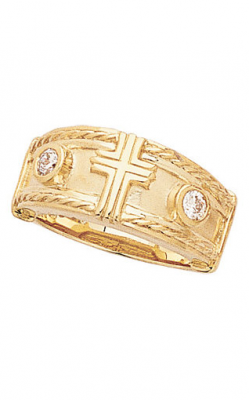 Fashion Jewelry By Mastercraft Religious And Symbolic Fashion Ring R6503D product image