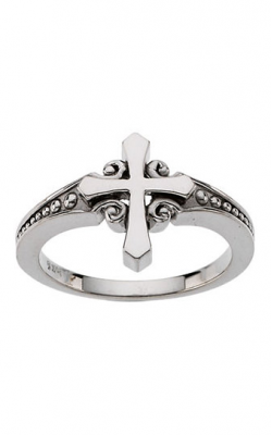 Fashion Jewelry By Mastercraft Religious And Symbolic Fashion Ring R16683 product image