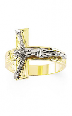 DC Religious and Symbolic Fashion ring R43001 product image