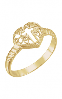 Fashion Jewelry By Mastercraft Religious And Symbolic Fashion Ring R16697 product image