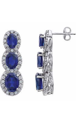 Fashion Jewelry By Mastercraft Gemstone Earring 651373 product image
