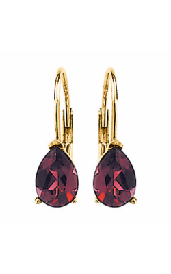 Fashion Jewelry By Mastercraft Gemstone Earring 61043 product image