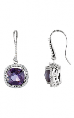 Fashion Jewelry By Mastercraft Gemstone Earring 67556 product image