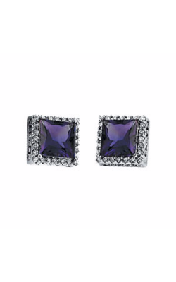 Princess Jewelers Collection Gemstone Earring 65883 product image