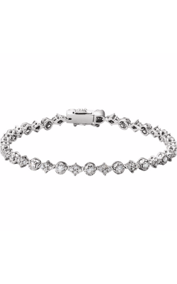 Fashion Jewelry By Mastercraft Diamond Bracelet 651627 product image