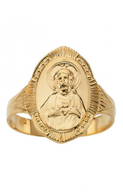 Fashion Jewelry By Mastercraft Religious And Symbolic Fashion Ring R16639 product image