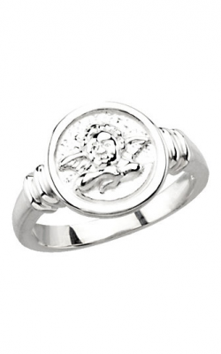 DC Religious And Symbolic Fashion Ring R16619 product image