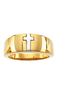 Fashion Jewelry By Mastercraft Religious And Symbolic Fashion Ring R7048 product image